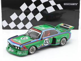 BMW 3.5 CSL #43 24h LeMans Quester, Krebs, Peltier 1:18 Minichamps