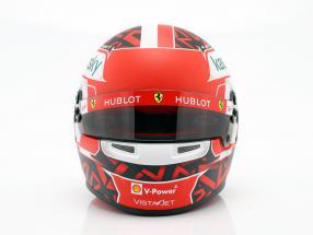 Charles Leclerc Ferrari SF1000 #16 formula 1 2020 helmet 1:2 Bell