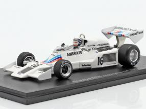 Riccardo Patrese Shadow DN8 #16 Japan GP Formel 1 1977 1:43 Spark