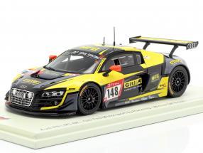 Audi R8 LMS BE #148 24h Nürburgring 2019 Giti Tire Motorsport by RaceIng 1:43 Spark