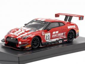 Nissan GT-R Nismo GT3 #23 7th 24h Spa 2018 Buncombe, Ordonez, Parry 1:64 Spark
