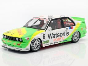 BMW M3 (E30) #6 Winner Macau Guia Race 1991 Emanuelle Pirro 1:18 Minichamps