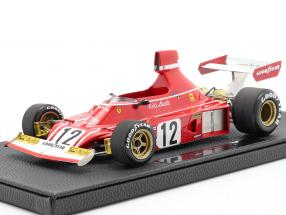 Niki Lauda Ferrari 312B3 #12 Winner Spanish GP formula 1 1974 1:18 GP Replicas