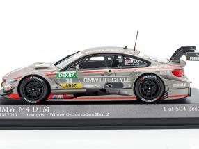 BMW M4 DTM #31 DTM 2015 Tom Blomqvist