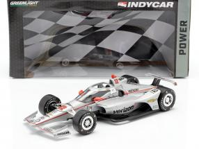 Will Power Chevrolet #12 IndyCar Series 2020 Team Penske 1:18 Greenlight