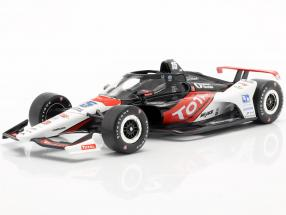 Graham Rahal Honda #15 IndyCar Series 2020 Rahal Letterman Lanigan Racing 1:18 Greenlight