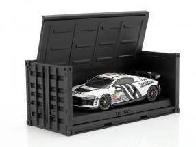 Audi R8 LMS GT4 #247 Presentation Car 24h Dubai 2018 1:64 Tarmac Works