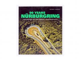 Buch: 90 Years Nürburgring - The History of the famous Nordschleife (englisch)
