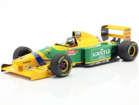 M. Schumacher Benetton B193B #5 1st Home Podium German GP F1 1993 1:18 Minichamps