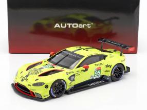 Aston Martin Vantage GTE #95 24h LeMans 2018 Thiim, Sörensen, Turner 1:18 AUTOart