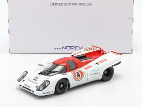 Porsche 917K #4 Casini, Adamowicz 9h Kyalami 1971 David Piper Racing 1:18 Norev