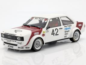 Audi 80 GTE (B2) Gr.2 #42 Class Winner GP Brünn ETCC 1980 1:18 Premium ClassiXXs