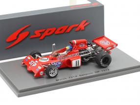 Ronnie Peterson March 721X #11 Belgian GP formula 1 1972 1:43 Spark