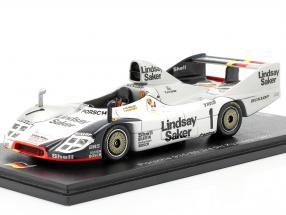 Porsche 936/80 #1 3rd 9h Kyalami 1982 Wollek, Francia 1:43 Spark