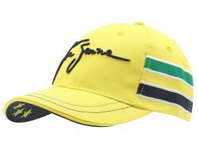 Ayrton Senna Helmet Cap Design
