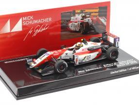 Mick Schumacher Dallara F317 #9 5th Macau GP 2018 1:43 Minichamps