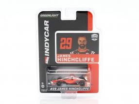 James Hinchcliffe Honda #29 Indycar Series 2020 Andretti Autosport 1:64 Greenlight