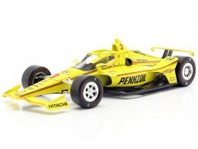 Helio Castroneves Chevrolet #3 Indycar Series 2020 Team Penske 1:18 Greenlight