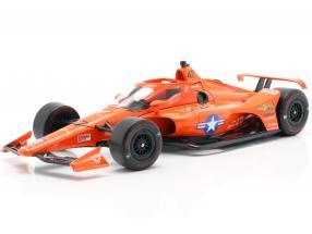 Conor Daly Chevrolet #47 Indycar Series 2020 Ed Carpenter Racing 1:18 Greenlight