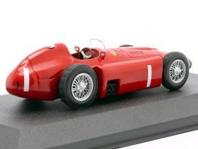 Juan Manuel Fangio Ferrari D50 #1 Weltmeister Formel 1 1956