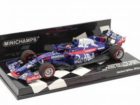A. Albon Scuderia Toro Rosso STR14 #23 6th Deutschland GP F1 2019 1:43 Minichamps