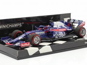 Daniil Kvyat Scuderia Toro Rosso STR14 #26 3rd German GP F1 2019 1:43 Minichamps