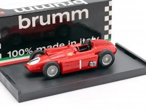 J.M. Fangio Ferrari D50 #1 Winner British GP F1 Weltmeister 1956 1:43 Brumm