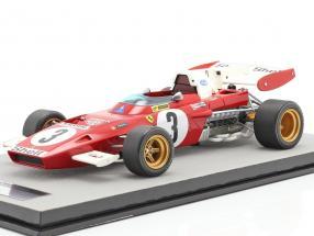 Clay Regazzoni Ferrari 312B2 #3 3rd Niederlande GP Formel 1 1971 1:18 Tecnomodel