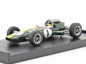 Jim Clark Lotus 33 #1 World Champion Germany GP formula 1 1965 1:43 Brumm