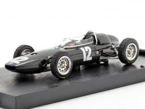Richie Ginther BRM P57 #12 2nd italian GP formula 1 1962 1:43 Brumm