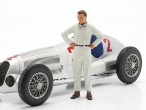 Manfred von Brauchitsch driver figure 1:18 FigurenManufaktur