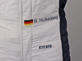 Original Formel 1 Rennoverall Nico Hülkenberg Williams F1 Team 2010