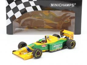 Michael Schumacher Benetton B193B #5 Sieger Portugal GP F1 1993 1:18 Minichamps