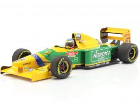 Michael Schumacher Benetton B193B #5 Winner Portugal GP F1 1993 1:18 Minichamps