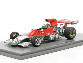 Henri Pescarolo Iso-Marlboro IR1 #26 German GP formula 1 1973 1:43 Spark