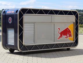 Original formula 1 Grid Trolley Sebastian Vettel #1 Infiniti Red Bull Racing 2014