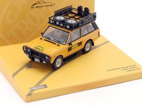 Land Rover Range Rover Camel Trophy Sumatra 1981 1:43 Almost Real