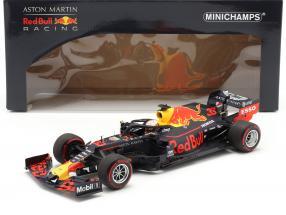 Max Verstappen Red Bull Racing RB15 #33 winner German GP F1 2019 1:18 Minichamps