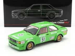 Audi 80 (B2) Gr.2 #51 ETCC Zolder 1980 Wolf, Rosterg 1:18 PremiumClassiXXs