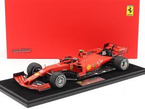 Charles Leclerc Ferrari SF90 #16 2nd Singapur GP Formel 1 2019 1:18 LookSmart