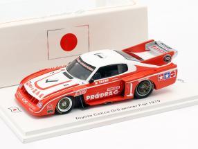 Toyota Celica LB Turbo #1 Winner Inter 200 Mile Fuji 1979 N. Tachi 1:43 Spark