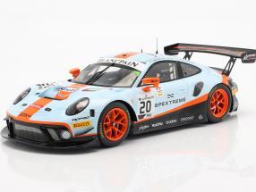Porsche 911 GT3 R #20 Winner 24h Spa 2019 Christensen, Lietz, Estre 1:18 Spark