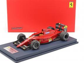 A. Prost Ferrari 641 #1 100th Ferrari-Sieg Frankreich GP F1 1990 1:18 LookSmart
