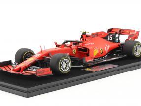 Charles Leclerc Ferrari SF90 #16 Winner Belgium GP formula 1 2019 1:18 LookSmart