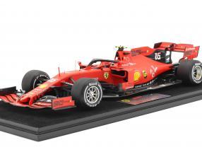 Charles Leclerc Ferrari SF90 #16 Winner Italy GP formula 1 2019 1:18 LookSmart