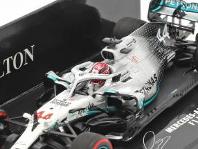 L. Hamilton Mercedes-AMG F1 W10 #44 German GP World Champion F1 2019