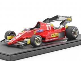 Patrick Tambay Ferrari 126 C2B #27 formula 1 1983 1:18 GP Replicas