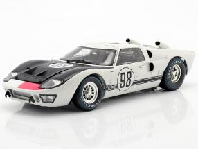 Ford GT40 MK II #98 Winner 24h Daytona 1966 Miles, Ruby 1:18 ShelbyCollectibles