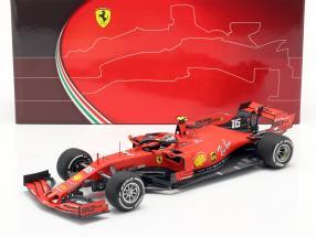Charles Leclerc Ferrari SF90 #16 Sieger Italien GP Formel 1 2019 1:18 BBR