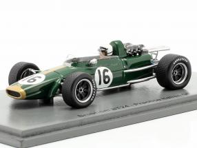 Jack Brabham Brabham BT24 #16 Training Italien GP Formel 1 1967 1:43 Spark
